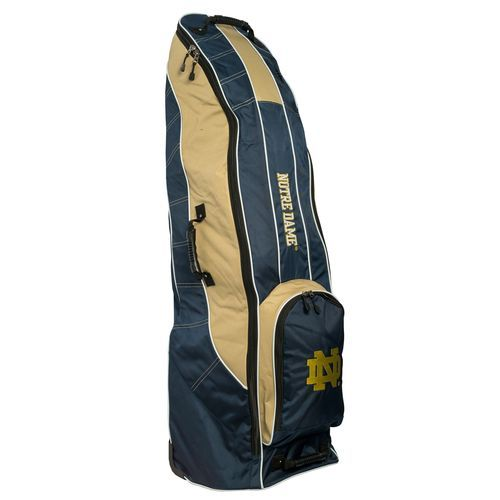 Team Golf University of Notre Dame Golf Travel Bag - Golf Equipment, Collegiate Golf Products at Academy Sports