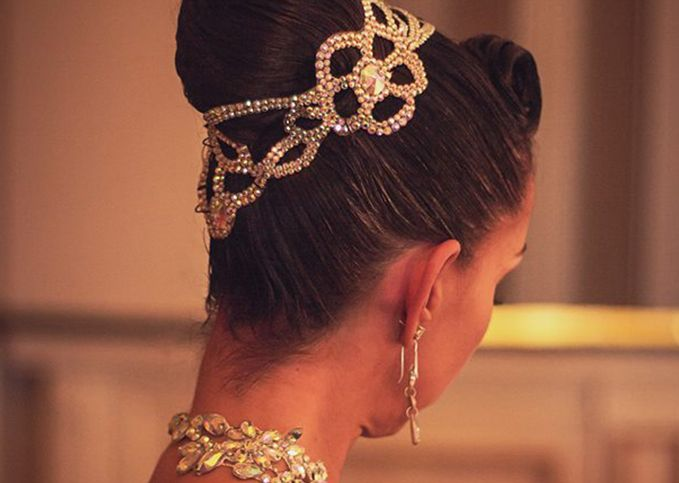 Swell 51 Best Images About Ballroom Latin Dance Hair Styles On Pinterest Hairstyle Inspiration Daily Dogsangcom
