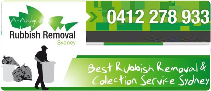 A-Amigos Rubbish Removal in Sydney offers the rubbish removal service to keep your environment cleaner and hygienic. Our experienced professionals are capable of conducting the removal process at the place you want with guaranteed quality work.