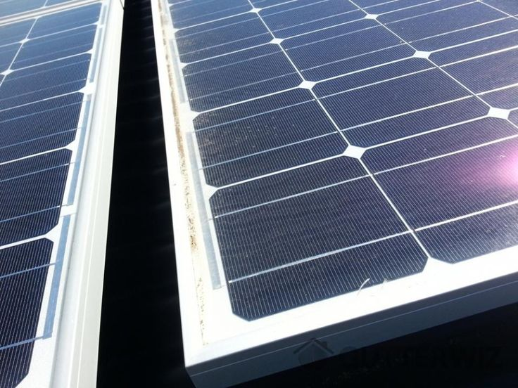 At Gutter Wiz, we use 100% environmentally friendly pure water filtration system for clean your solar panel.