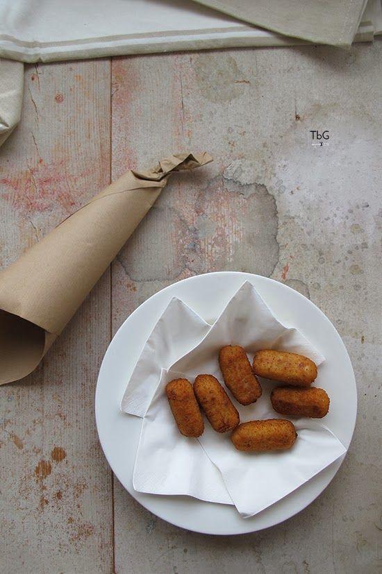 To be gourmet: croquetas de jamón ibérico Ameztoi