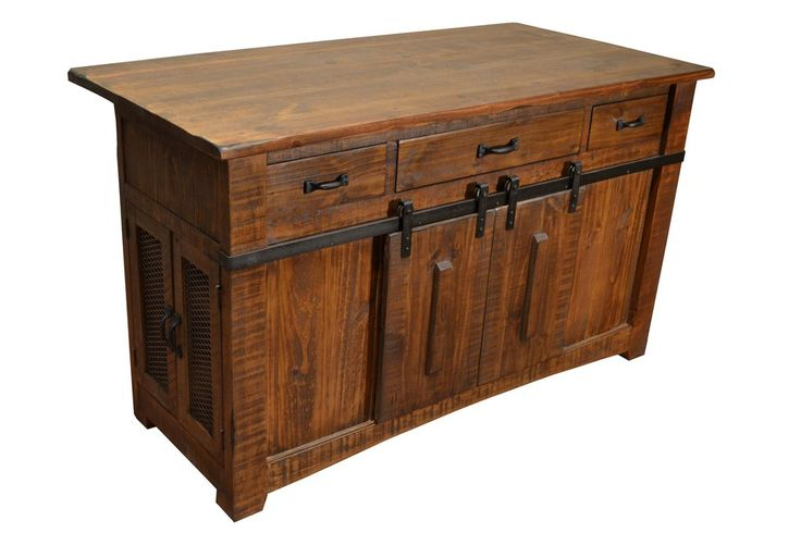 The Greenview Collection features solid wood furniture with rustic and ...