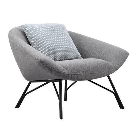Soren Lounge Chair Grey Sofa Chair 沙发椅 In 2019