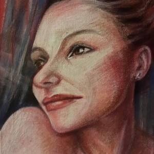 Nicoleta Cimpeanu on Saatchi Art #art
