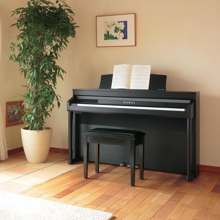 If you haven't tried Kawai digital pianos lately, you'll be astonished by their exquisite sound and feel. A Kawai digital piano is the perfect cultural and educational addition to your home. #kawaipiano #digitalpiano #music #piano #pianogram #musiceducation