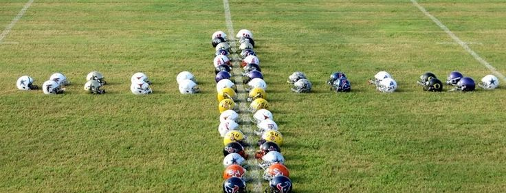 Our little league football organization is off to the best start! What a way to show our faith in asking God to cover our boys this season! So proud to live in such a wonderful community, Montgomery, TX- GOD BLESS TEXAS!  Blessing of the Helmets 2013