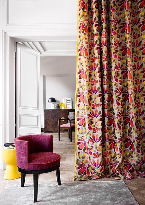 9 best Tissu Casamance images on Pinterest | Curtains, Window ...