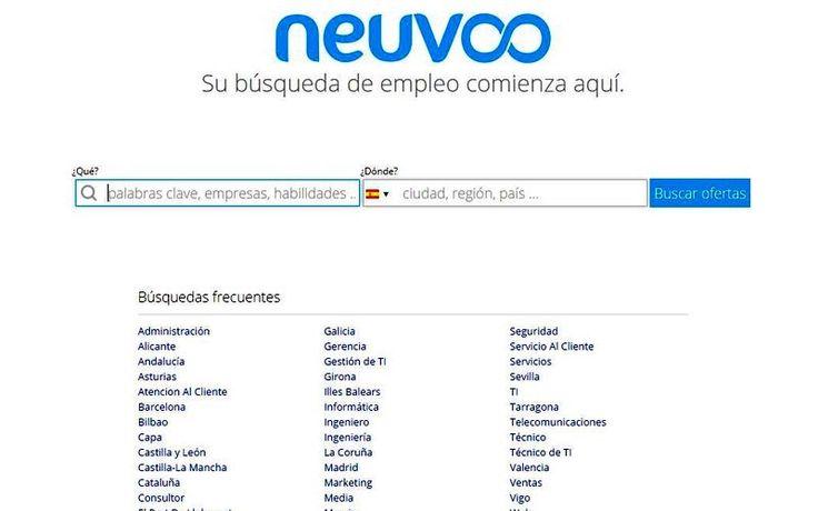 Neuvoo es un potente buscador de empleo que permite realizar búsquedas de oportunidades laborales en un total de 64 países distintos.