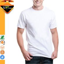 Mens White 100% Polyester Wholesale Blank T-shirts  best seller follow this link http://shopingayo.space