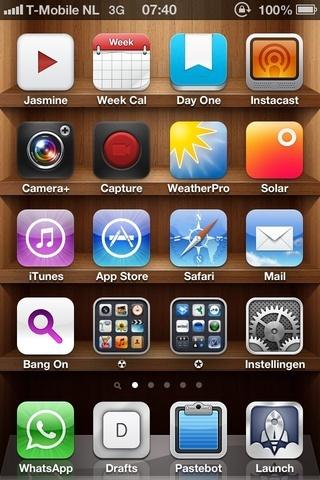 Tim Kroese - iPhone 4S | Desktoply
