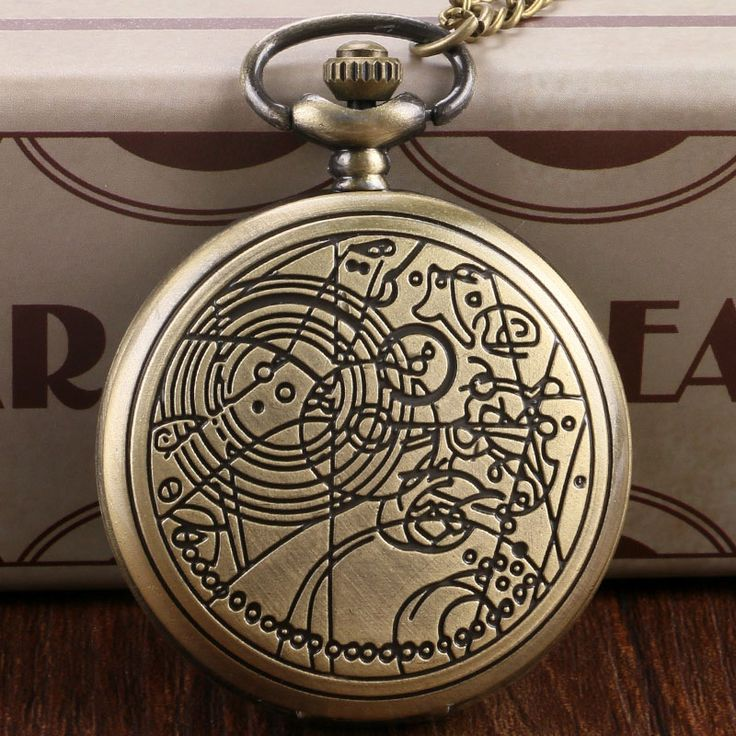 Awesome Promo Offer Get your FREE  Doctor Who Pocket watch from Fan Boy Space  just pay $9.90 shipping
