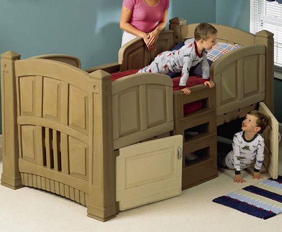 1000 Ideas About Cool Toddler Beds On Pinterest