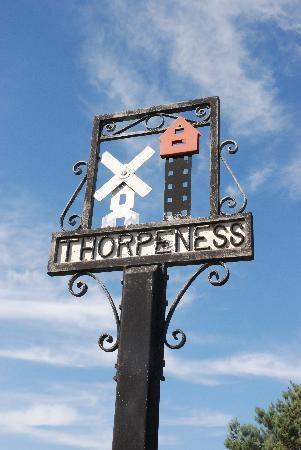 Thorpeness, Suffolk coastal town