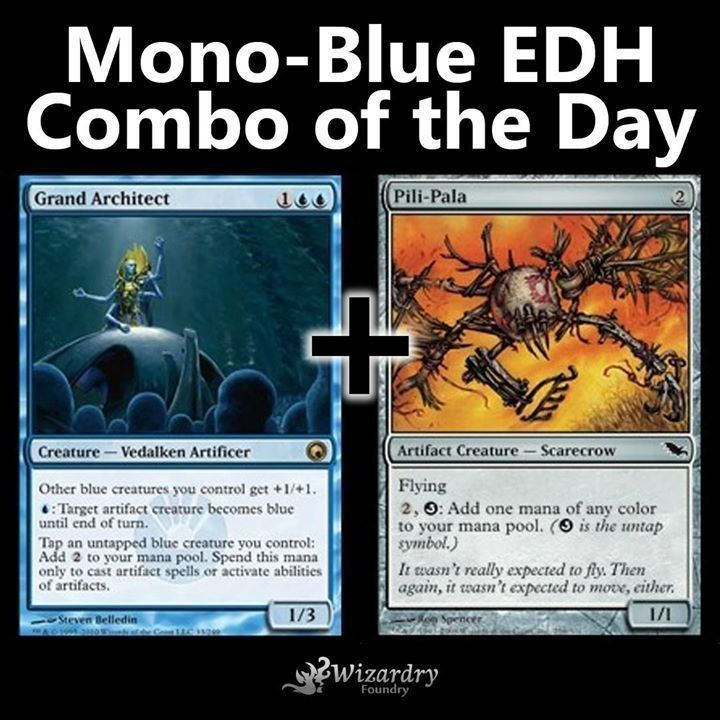 Our Edh Commander Combo Of The Day Do You Play This In Any Of Your Decks Commander Combo Wizardryf Magic The Gathering Cards Magic The Gathering Mtg Decks