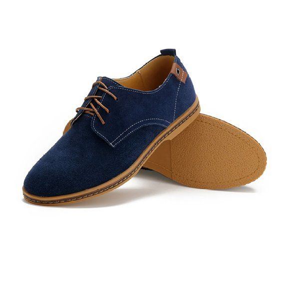 It used to be that when a guy set out to buy a pair of casual shoes for men all he had to do is make sure they weren't dressy and they were comfortable. Once he got into the shoe...