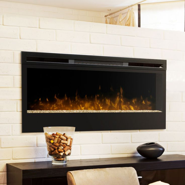 the dimplex 33 inch electric fireplace insert uses electric fire technology to make the best flame effect this electric fireplace insert comes