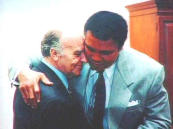 Muhammad Ali & Aliya Izetbegovic