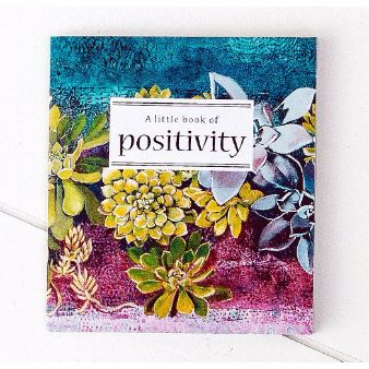 Book - A Little Book of Positivity - White Apple Gifts