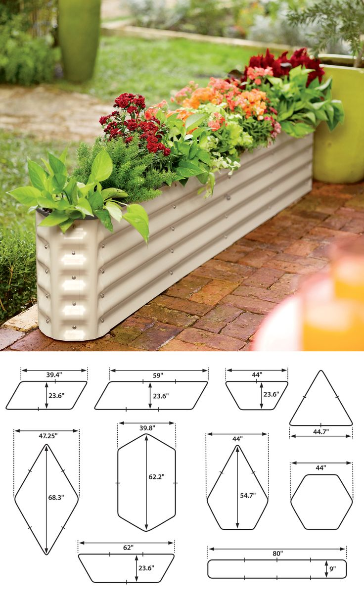 1000 Ideas About Galvanized Trough On Pinterest Tractor