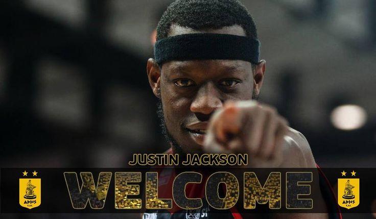 Στον ΑΡΗ ο Justin Jackson | Aris BC - Official Page & Online Store