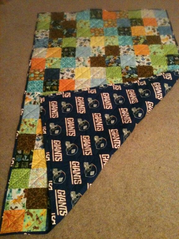 Brittany   onitsuka goldfish Babys Girard  Flynn Quilt Brag Board for   Baby and tiger
