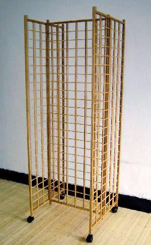green retail & hospitality business: Engineered Bamboo Shelve Rack, Engineered Bamboo 3 Tiers Shelves Rack