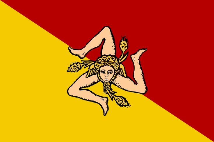 Sicilian flag <3