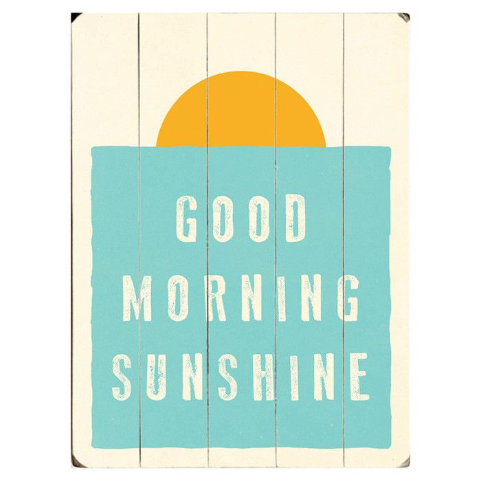 Good Morning Sunshine Lyric : Best images about books music on pinterest