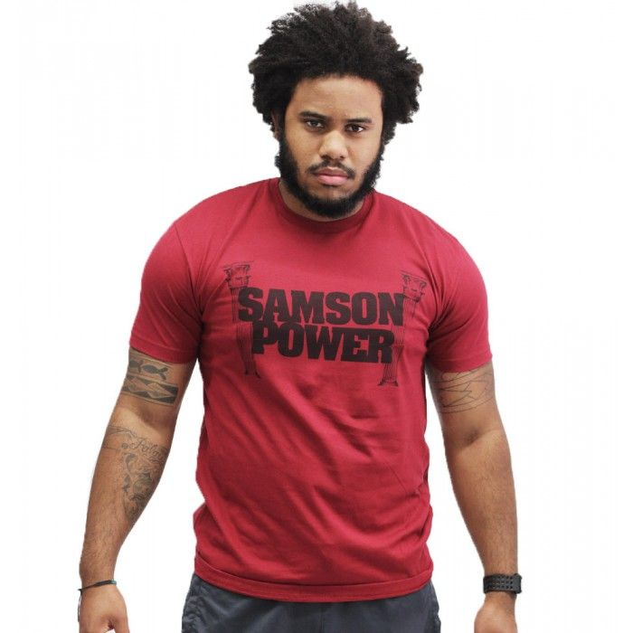 CT Fletcher - Samson Power Tee