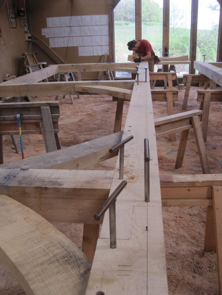 19 best Timber Frame Details images on Pinterest | Timber frames ...