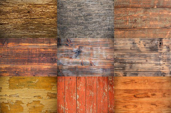 Grunge wood background by Grafvision photography on @creativemarket