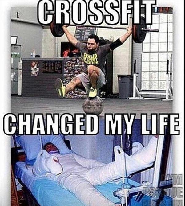 Image result for funny crossfit memes pistol
