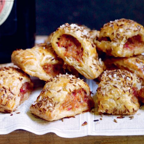 Chili saucijzenbroodjes recept - Jamie magazine