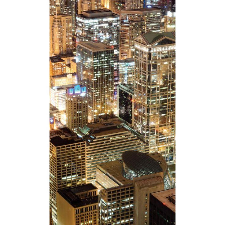 Felhőkarcoló készfüggöny #függöny #lakberendezés