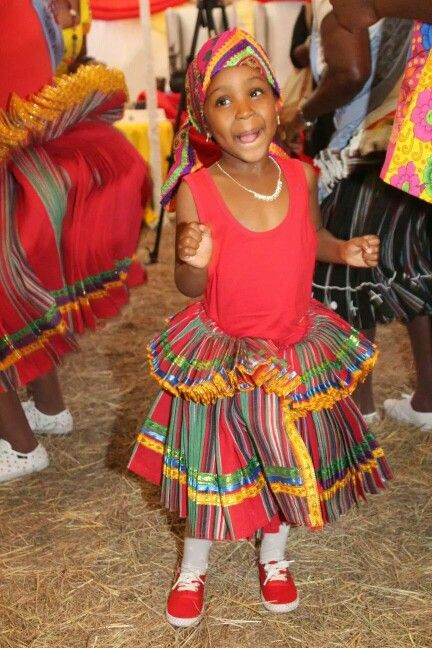 South Africa's Shangaan People have both Zulu and Tsonga ancestry