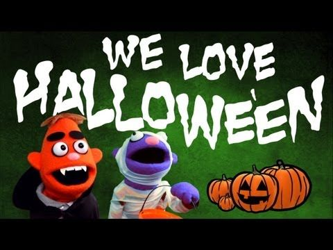 WE LOVE HALLOWEEN (Song For Kids ♫)