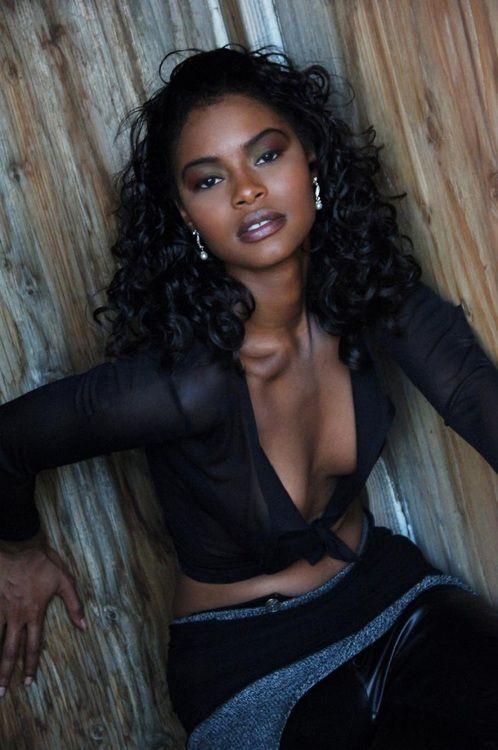 Black indian beauty