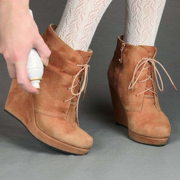 Can You Wash Suede Shoes With Soap And Water 22 Borderline Genius Bathroom Cleaning Hacks Page 17 Of 23 Organization Junkie Clean Suede Shoes How To Clean Suede Blue Suede Boots