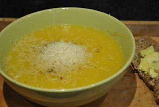 Low FODMAP Squash soup