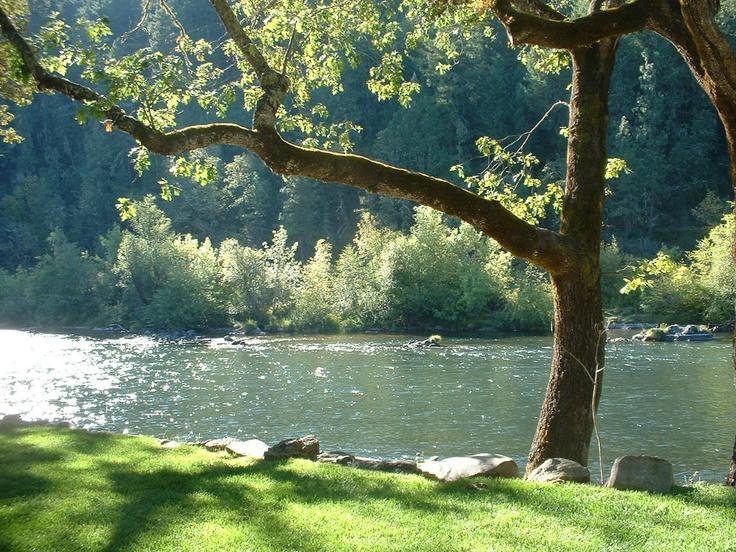Rogue River ~ Medford, Oregon. (I live in the small town of Rogue River, Oregon)