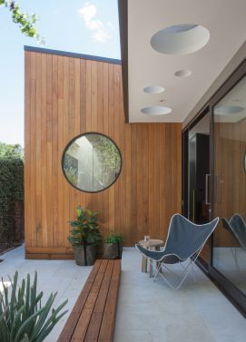 Hawthorn Residence Two by Doherty Lynch.