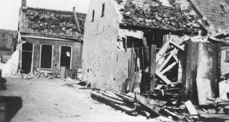 Wilhelminastraat Den Helder (jaartal: 1940 tot 1945) - Foto's SERC