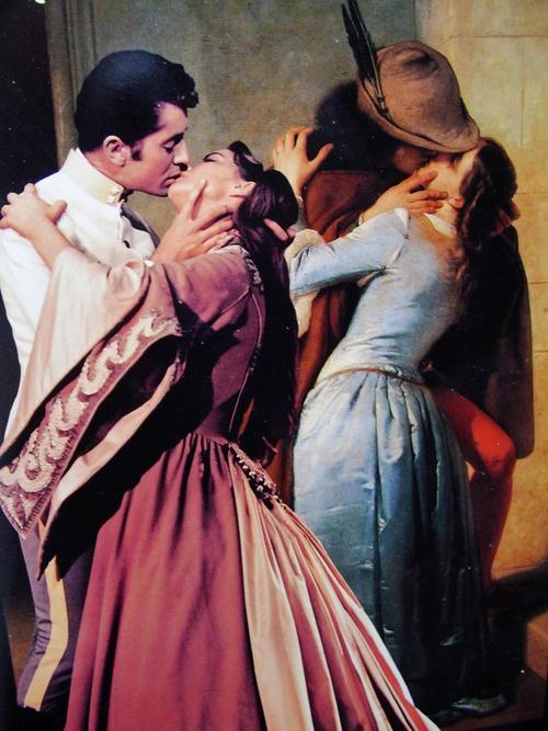 Farley Granger & Alida Valli in Senso (dir. Luchino Visconti)