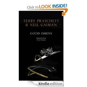 Good Omens [Kindle Edition]  Neil Gaiman (Author), Pratchett, Terry Gaiman Neil (Author), Terry Pratchett (Author)