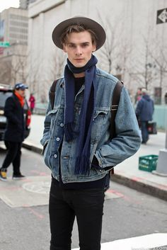On the street…W63th, New York #fashion #streetstyle