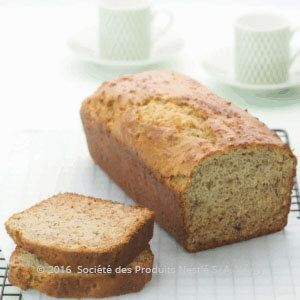 Light Banana Bread Recipe