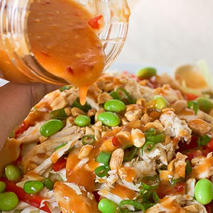 Recipe: Homemade Thai Salad Dressing