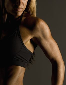 Get rid of Flabby arms – Bodyweight exercise to Tone Arms