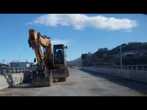 ΕΡΓΟΣΕ: Αιγείρα - Δερβένι ...Χωρίς σιδηροτροχιές - YouTube