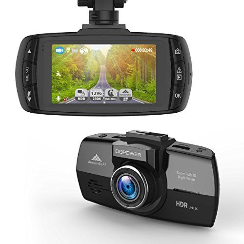 DBPOWER 2K FHD DVR Dash Cam with G-Sensor, Loop Recording, WDR, Night Vision, Video Recorder and Micro SD Card - http://caraudio.nationalsales.com/dbpower-2k-fhd-dvr-dash-cam-with-g-sensor-loop-recording-wdr-night-vision-video-recorder-and-micro-sd-card/